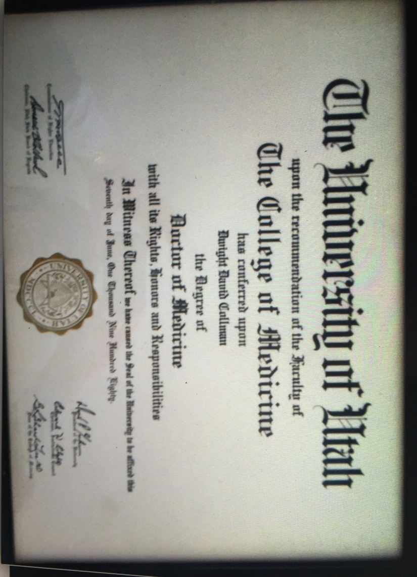 MEDICAL SCHOOL DIPLOMA BEST QUALITY IMAGE
